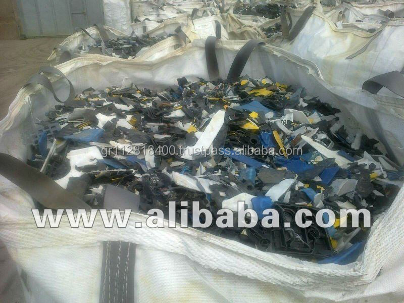 PP car battery plastic scrap