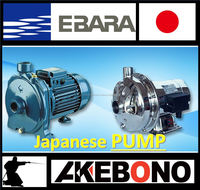World-class reliable submersible water pump made in Japan