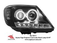 Eagle Eyes Projector Headlight for TOYOTA VIGO / HILUX