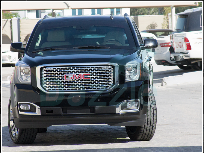 GMC Youkon Denali Luxury Armored Vehicle B6 Level Protection