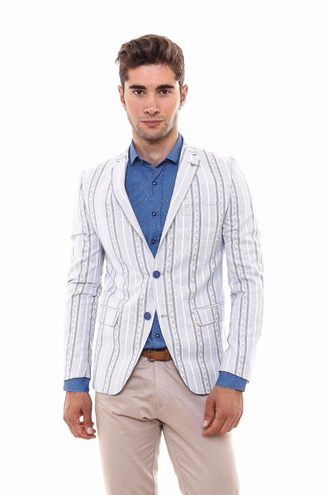 Latest design slim fit mens blazer Wholesale