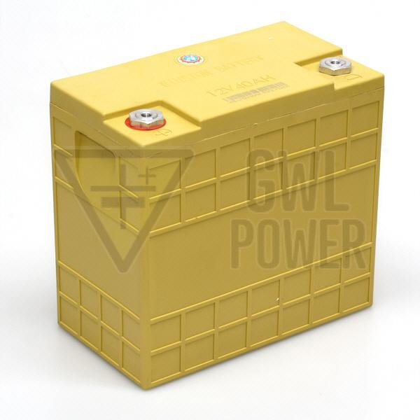 Winston Battery 90Ah LiFePO4 (12V/90Ah)