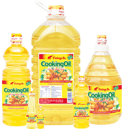Tuong An cooking oil