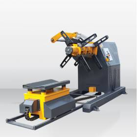 Hydraulic Decoiler - Weight 12000 kg
