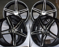 Well Casting rim Alloy Wheel 18 for car
