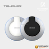[Templer] Universal Qi Micro USB Input Crystal LED Wireless Charger For Smart Phone