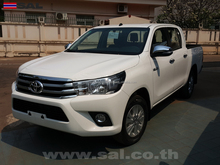 2017 TOYOTA HILUX 2.5L REVO DOUBLE CAB [E] 2WD 5MT DIESEL