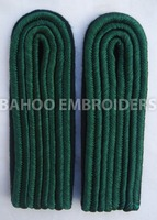 German Officials Shoulder Boards | Dark Green