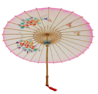 China OEM oiled paper umbrella
