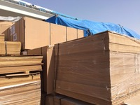 Medium Density fibre board/MDF/Semi-hard board/marine plywood for U.A.E.