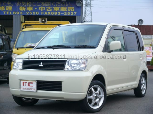 Popular used japanese automobiles with Good Condition ekwagon 2004 used car