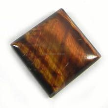 Best Stone Natural Iron Tiger eye jasper 15mm Square Cab 2.43 Gms gemstone for jewellery IG0787