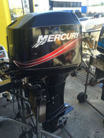 USED MERCURY 50 HP 4-STROKE OUTBOARD MOTOR