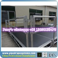 Top selling mobile scaffolds with industrial finish material on sale