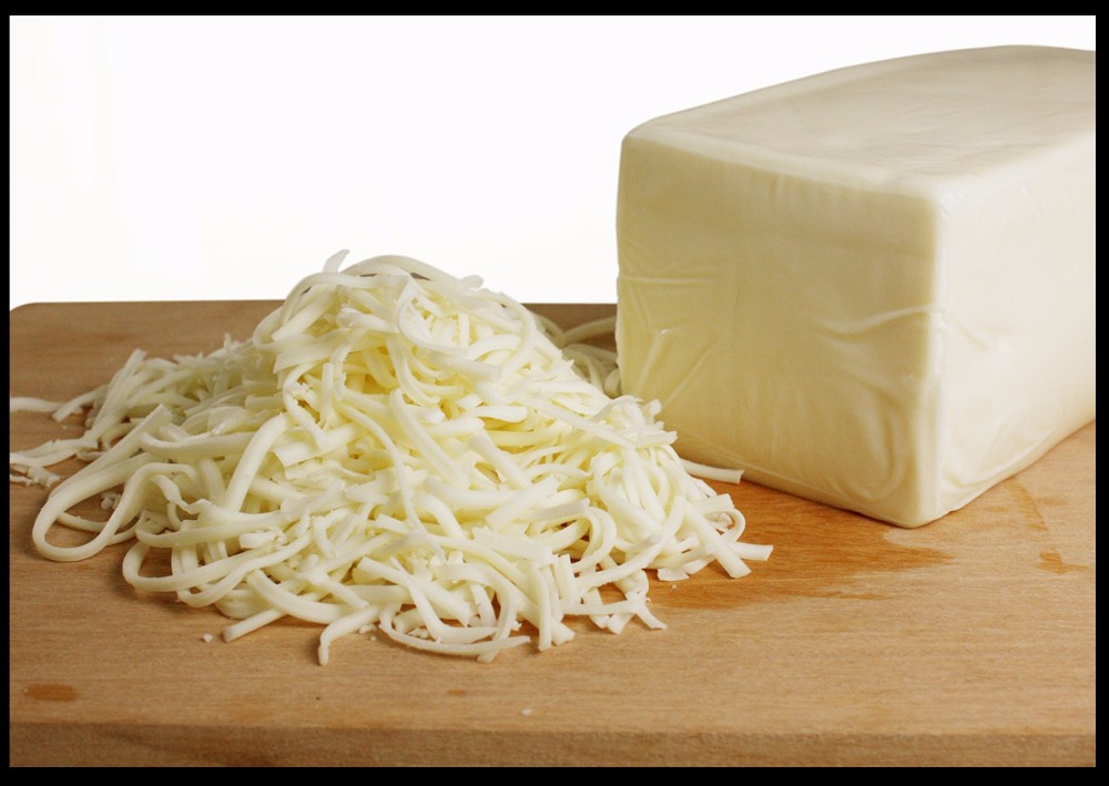 HALAL MOZZARELLA CHEESE / SHREDDED MOZZARELLA CHEESE