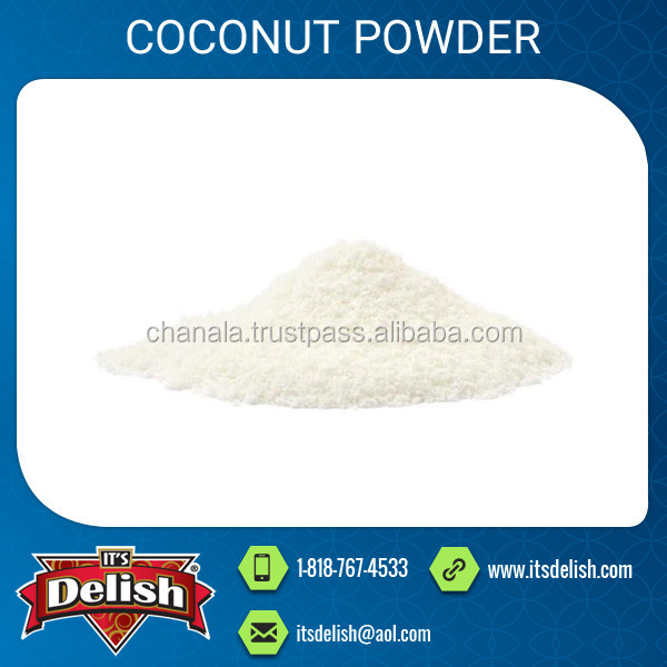100% Pure Grade Desiccated Coconut Powder at Lowest Market Rate