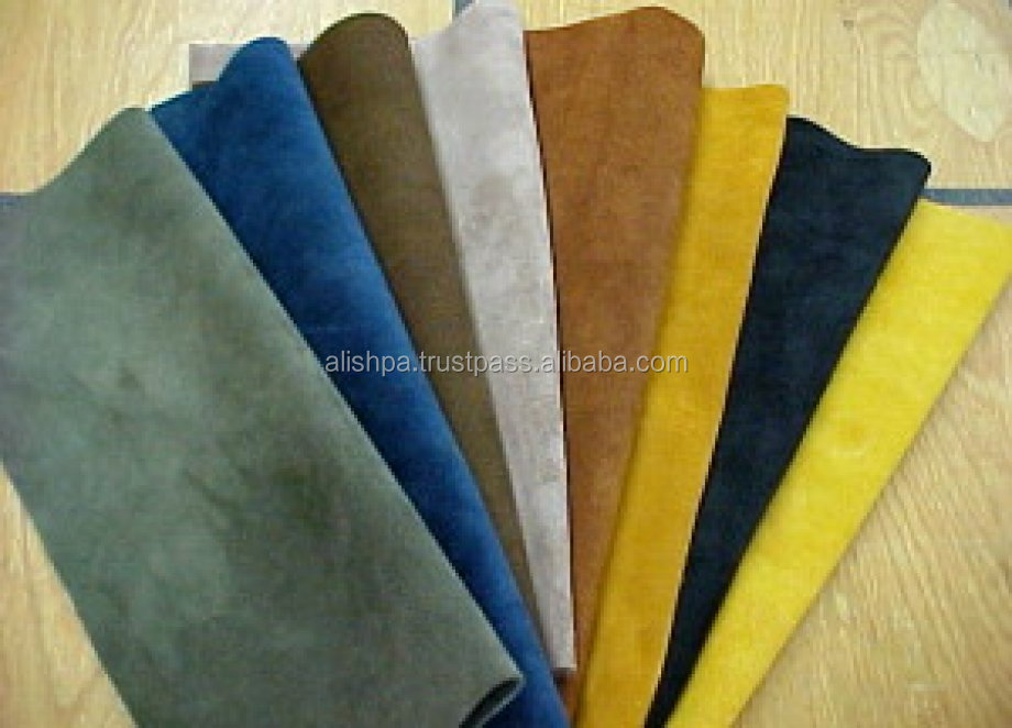 Wholesale tannery Leather skins