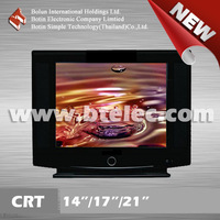 Cheap flat screen television OEM brand new crt tv