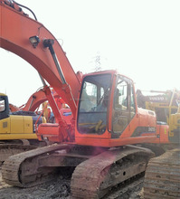 used excavator DH215 LC-7/ Korean made Doosan Excavator DH215 in Shanghai/Welcome check and pick u up
