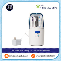 FDA Listed Medical Device | Oral SteriClean FAMILY UV Toothbrush Sanitizer