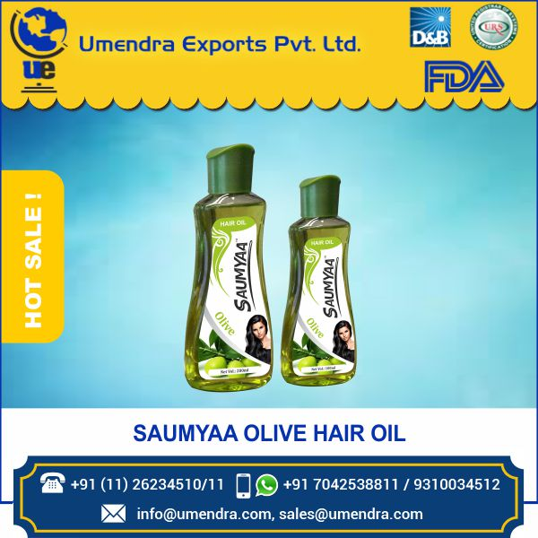 Hair Oil for Long and Strong Hair Best Quality Olive Hair Oil Top Brands