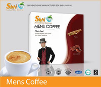Sbn Maca & Ganoderma Coffee for Men