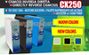 CX250 Direct Flow Reverse Osmosis Vane Pump 102 lt./h. 1 or two way Natural Sparkling Water