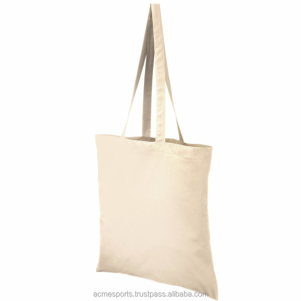 wholesale tote bags - custom logo polyester blank sublimation tote shopping bag