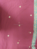 Indian famous jaipuri hand work designer heavy sarees