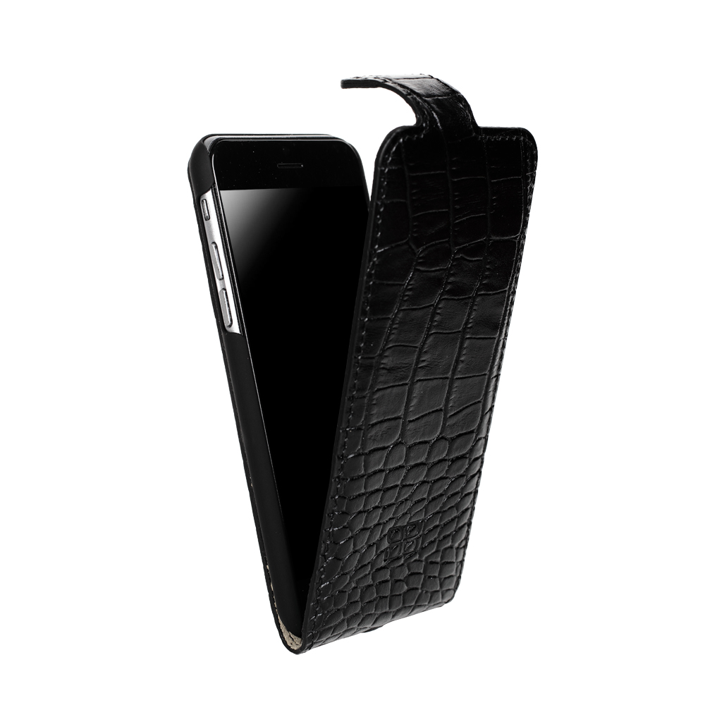 real black leather for iPhone 6 case