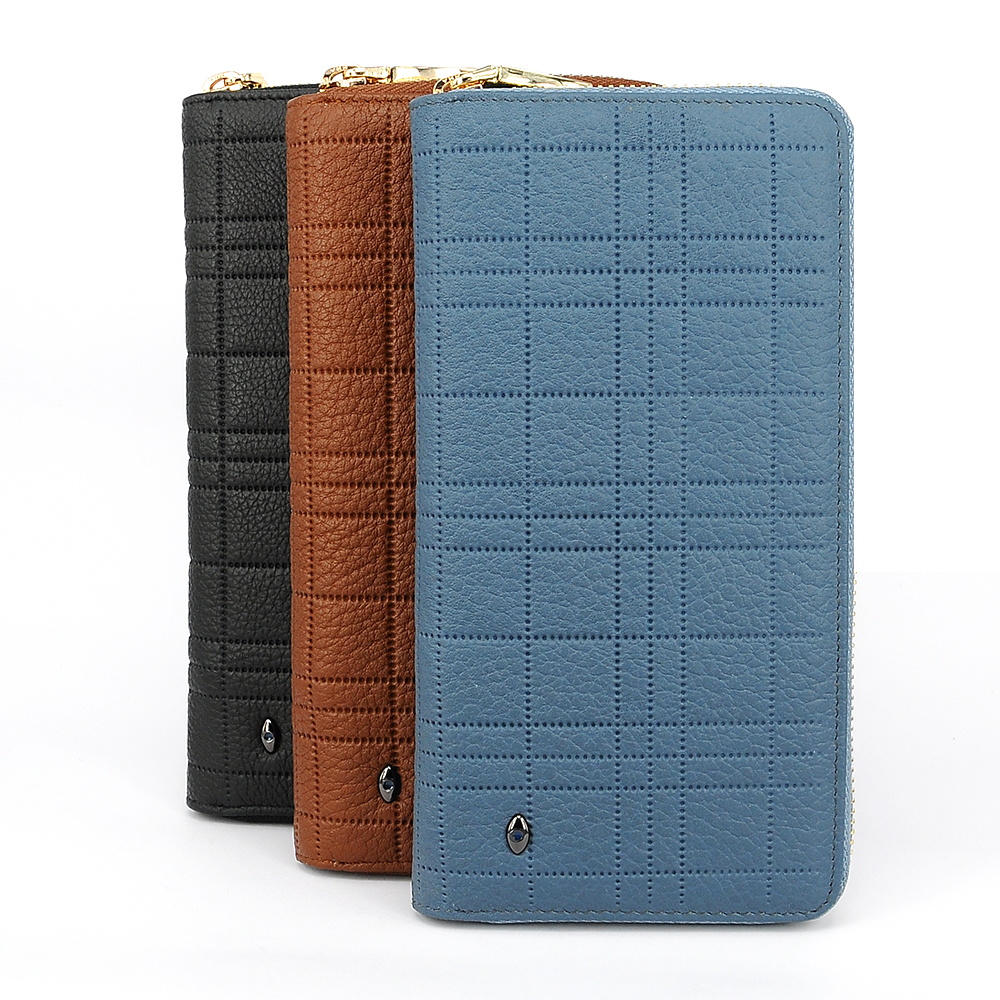 Geniune leather card case for men. cowhide leather card case with cheap price sale