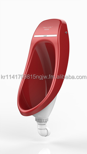 Eco-friendly waterless urinal Ecosh (EU-05)