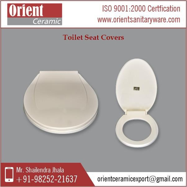 Smart Slow Down Padded Toilet Seat Cover in Custom Design