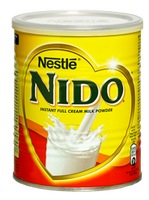 INSTANT MILK POWDER NESTLE NIDO 24X400G