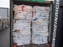 recycled pp woven bag scrap offer used pp jumbo bags natural color export import