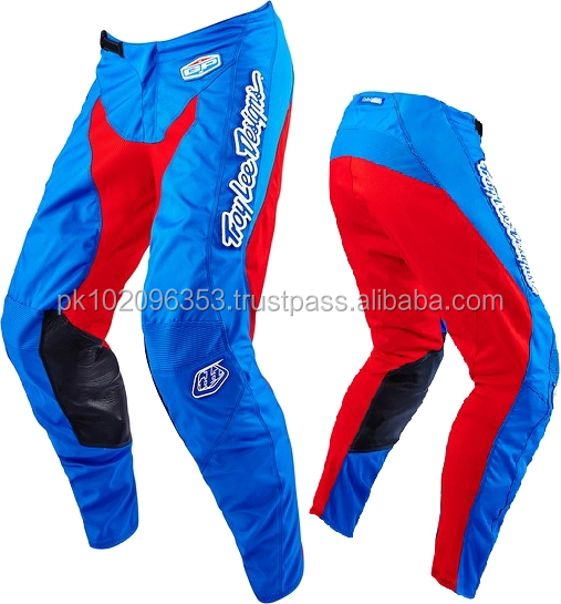 MX Pant Best Quality Trouser Leather Protection Knee Customize Pants BMX MX Gear MX Pant Gear