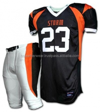 Custom American Football Jersey + Pants + Gloves made in heavy polyster