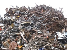 HMS 1 2 Stainless Steel Scrap