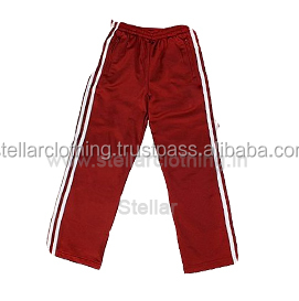 Custom bright color Track Pants