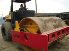cheap price road roller compactor ,soil compactor vibratory roller (dynapac ca30d)