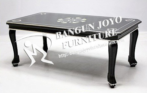 French furniture coffee table,square wood coffee table,tables for restaurant