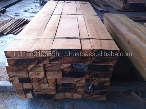 MERBAU SAWN TIMBER / AD
