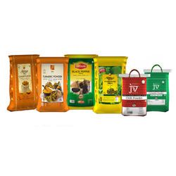 Spice Packaging Bag