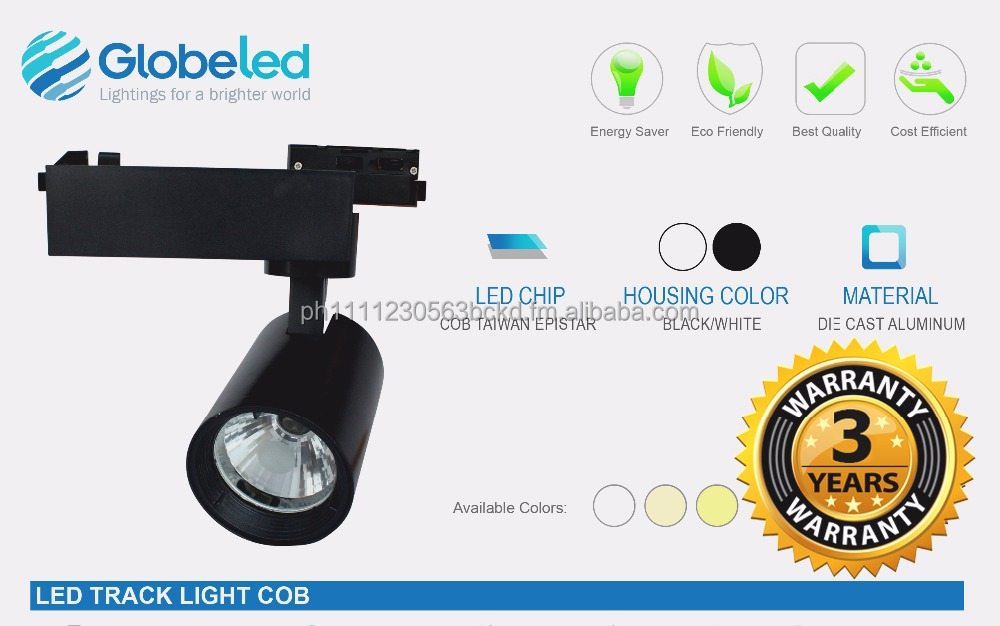 LED Track Lighting Manila LED Track Light Manila Track Light Philippines Track Lights Philippines LED Lights Track Light Price