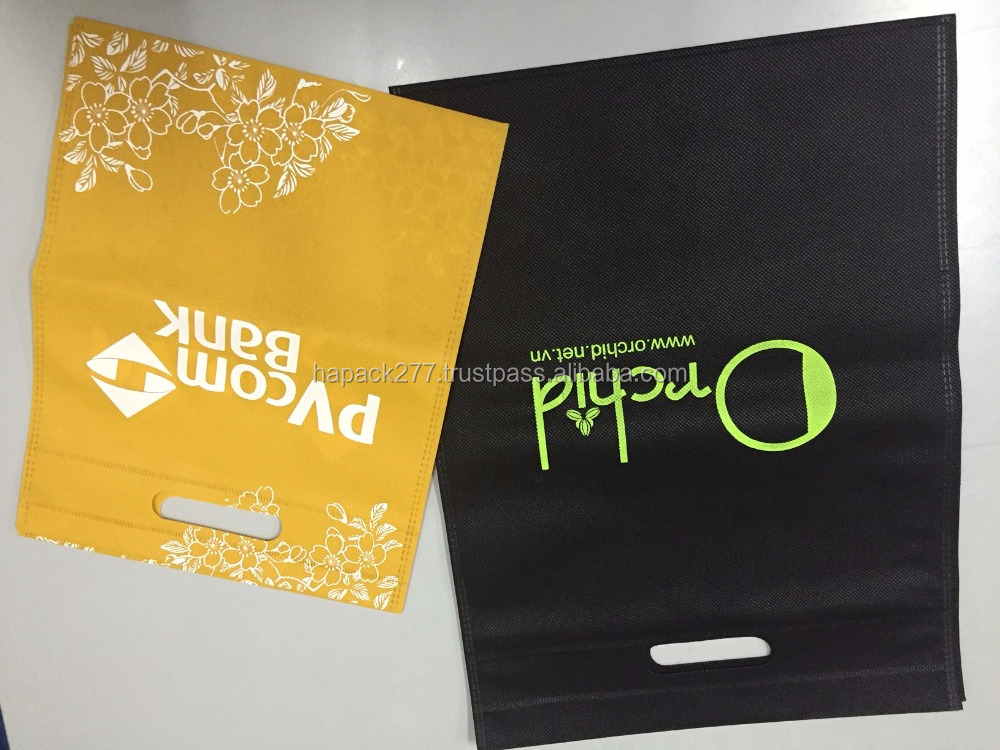 Promotional vietnam pet woven shopping bags
