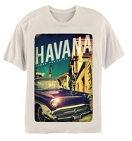 Mens Round Neck T shirts With Digital Print