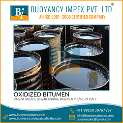Blown Asphalt / Oxidized Bitumen - R85/40 Manufacturer/ Supplier / Exporter