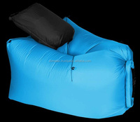 New Launch. Fast Inflatable Camping Lounge Sofa Square Type with Inflatable Pillow
