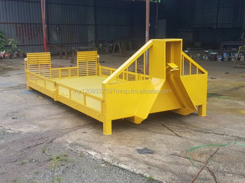 Arm Roll Car Carrier ( Tow Flatbed )