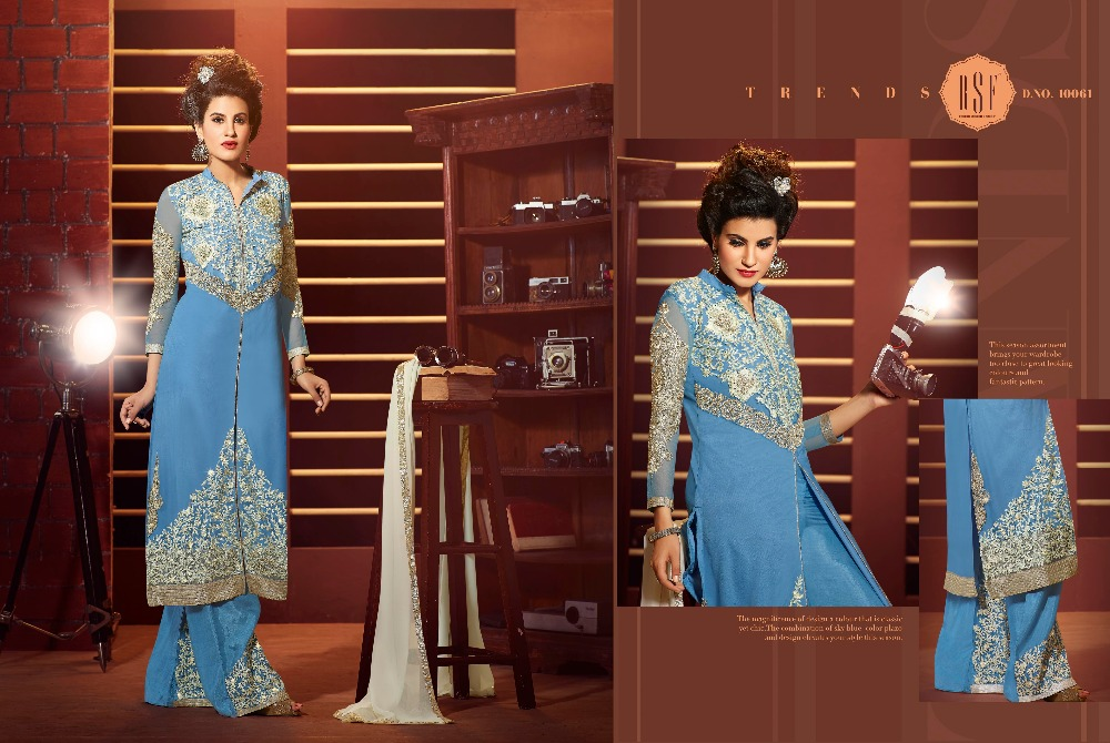 Ready To Wear Fully Stitched Indian Womens Dress Salwar Kameez